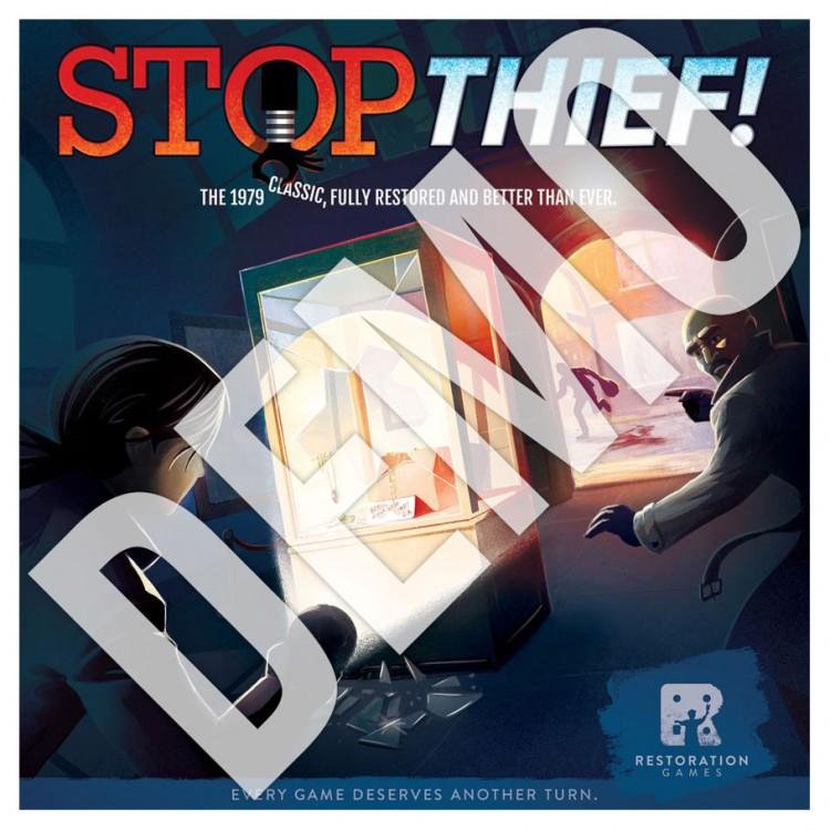 Stop Thief 2E DEMO