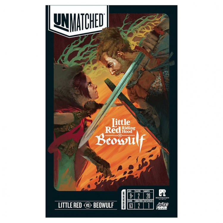Unmatched: Little Red v Beowulf