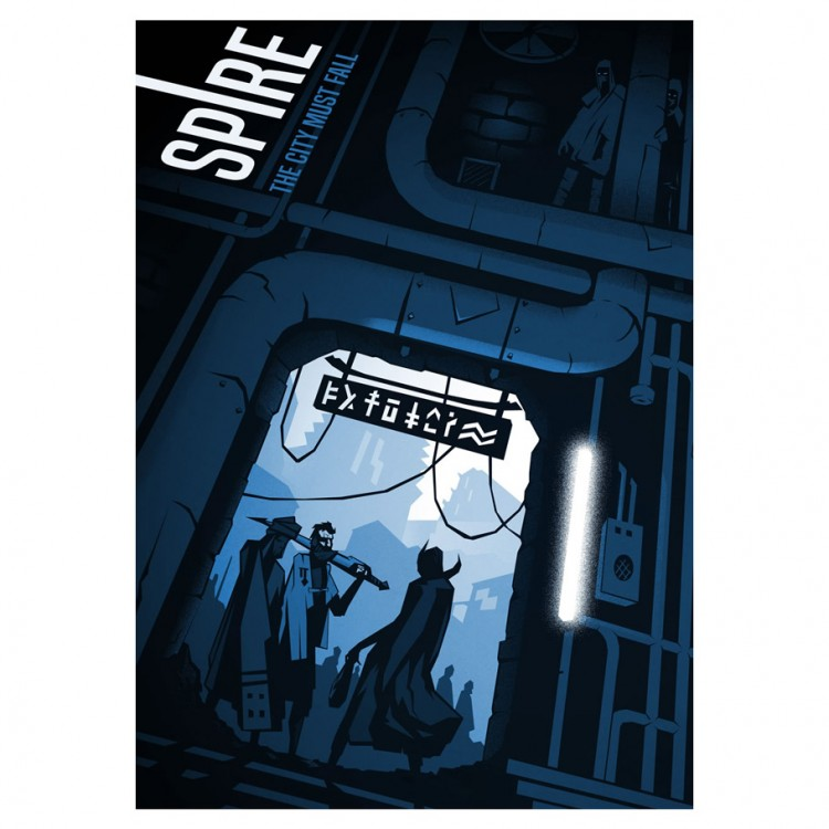 Spire: The City Must Fall (Corebook)