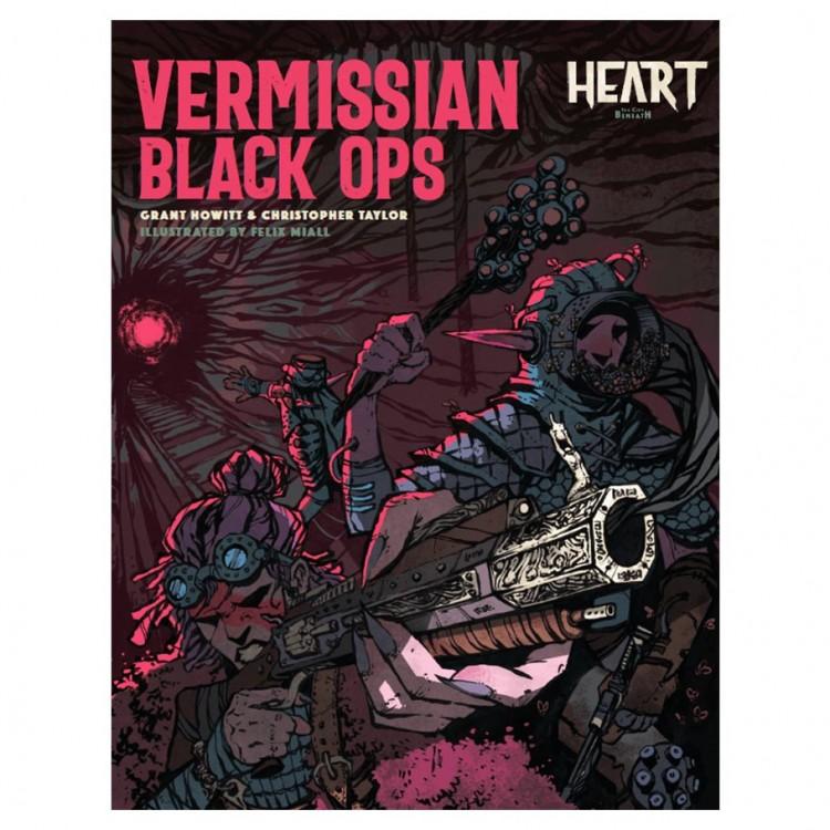 Heart: Vermissian Black Ops