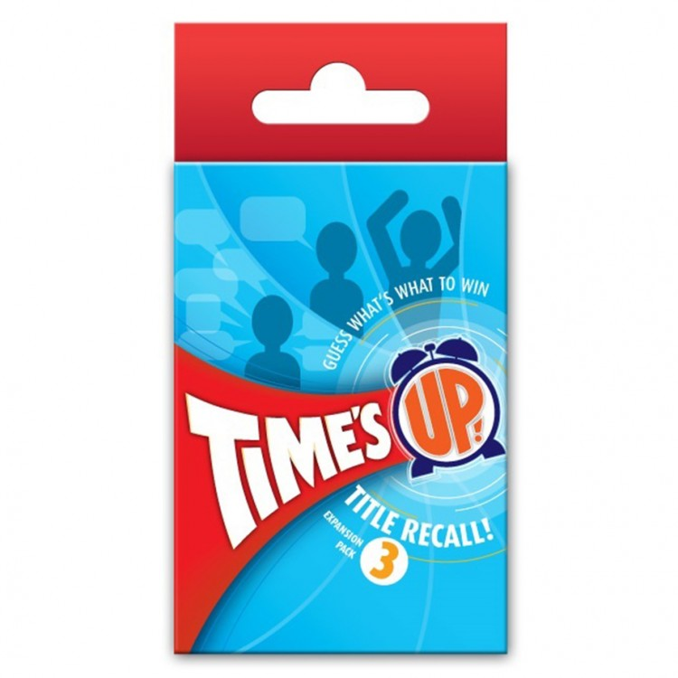 Time's Up! Title Recall Expansion 3