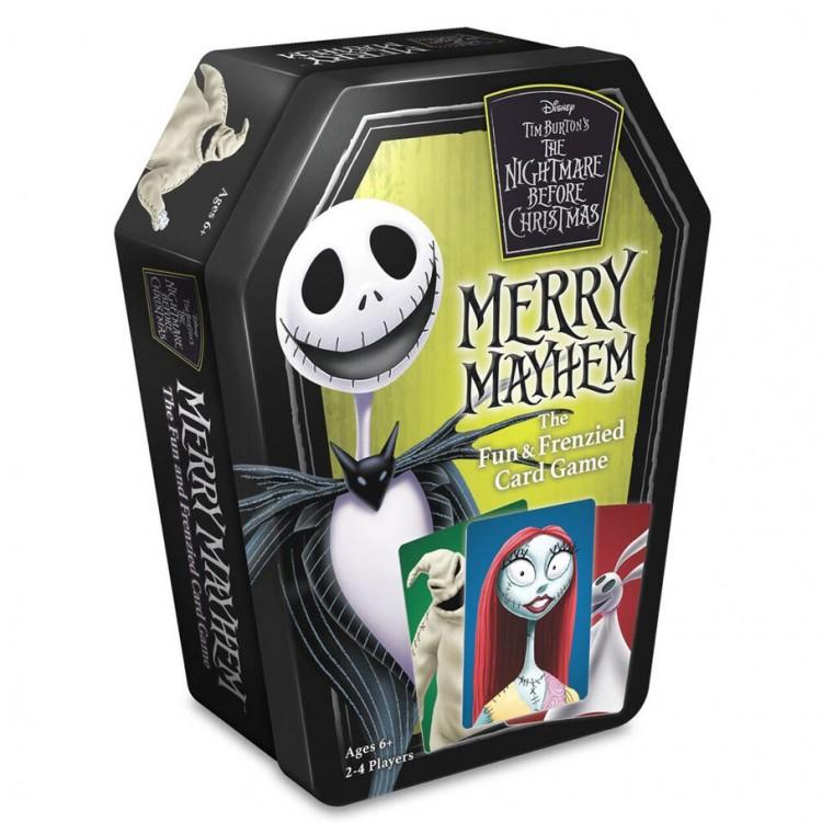 Nightmare Before Christmas Merry Mayhem