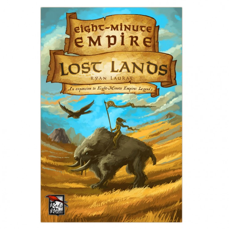 Eight Minute Empire: Lost Lands