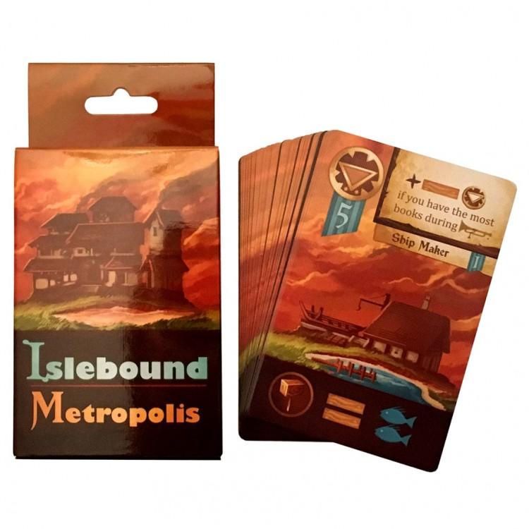 Islebound Metropolis