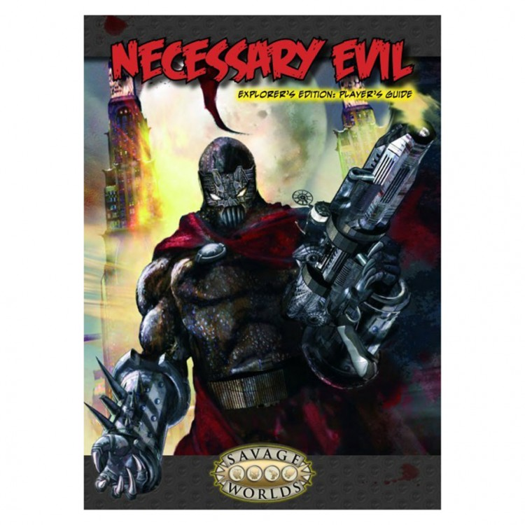 SW: Necessary Evil: Explorers
