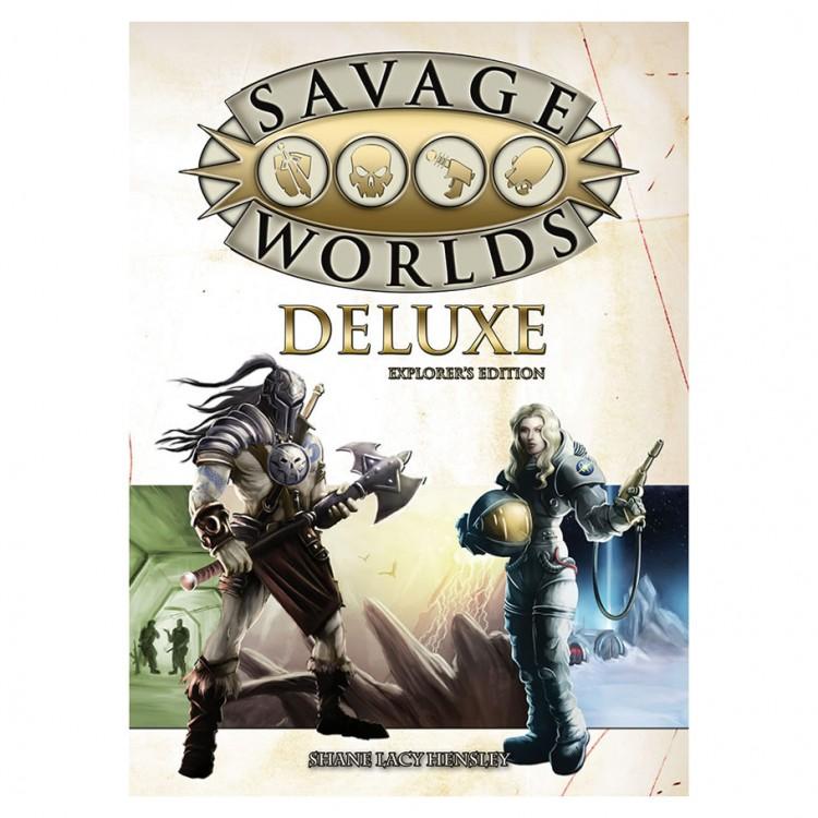 SW Deluxe: Explorers Edition