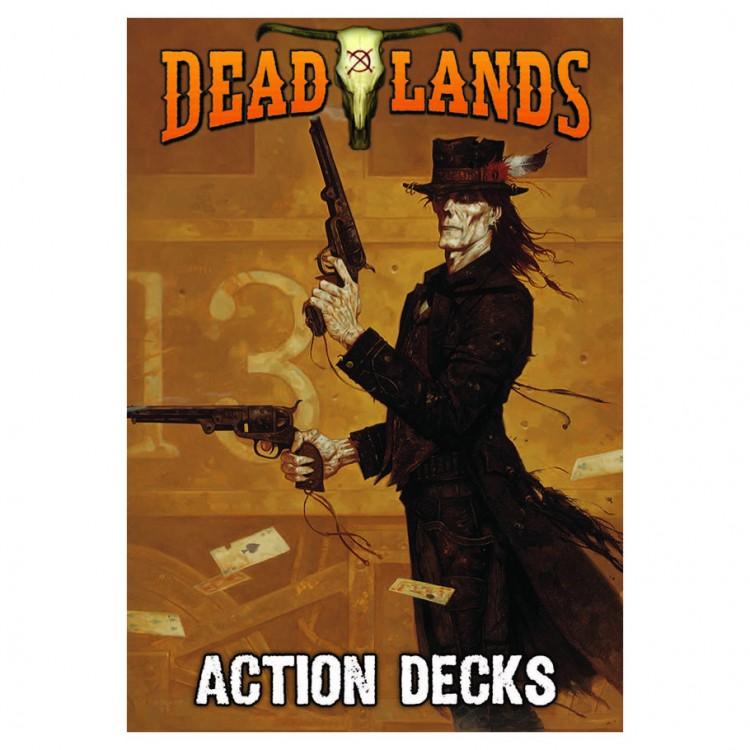 Deadlands 20th Anv. Action Deck