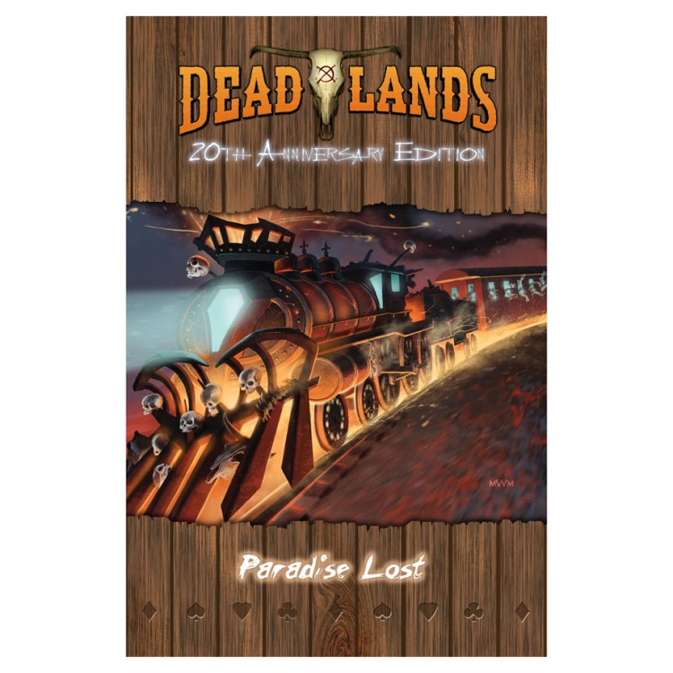 Deadlands Classic: Paradise Lost