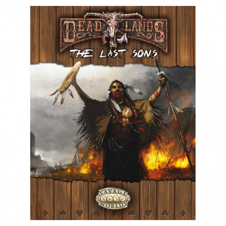 SW: Deadlands: The Last Sons