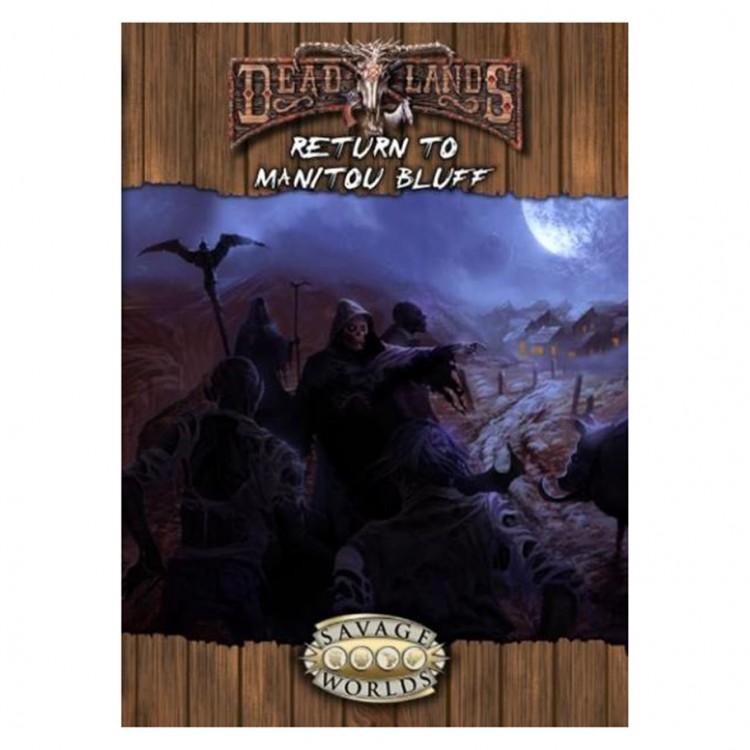 SW: Deadlands: Return to Manitou Bluff