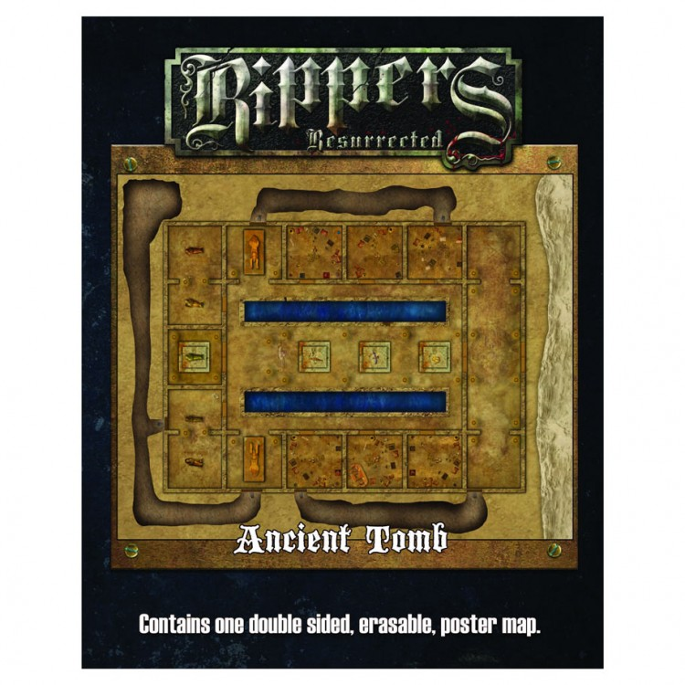 SW: RR: M2: Urban Alleys/Ancient Tombs