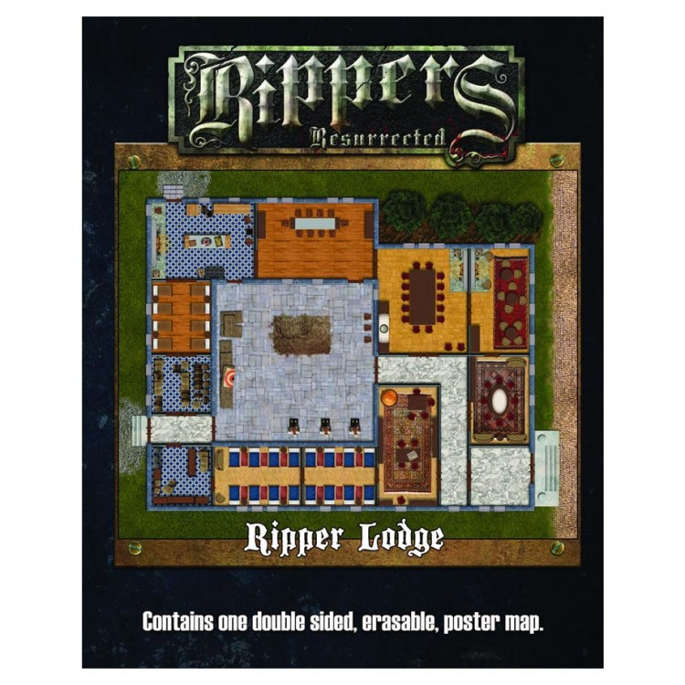 SW: RR: M3: World of Rippers/Lodge