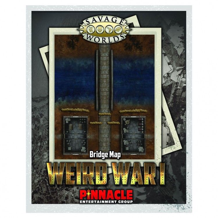 SW: Weird Wars: Map: Bridge/Trenches