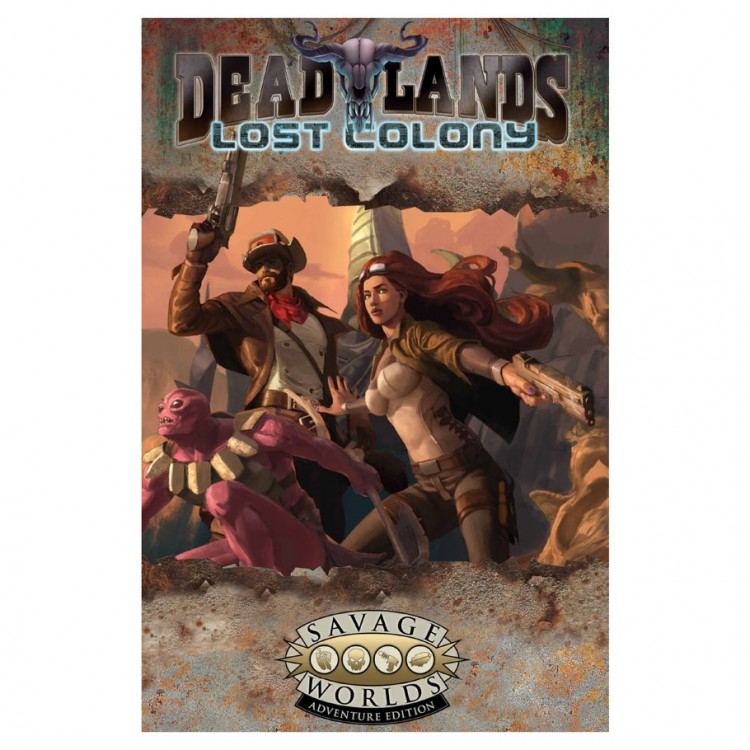 SW: Deadlands: Lost Colony