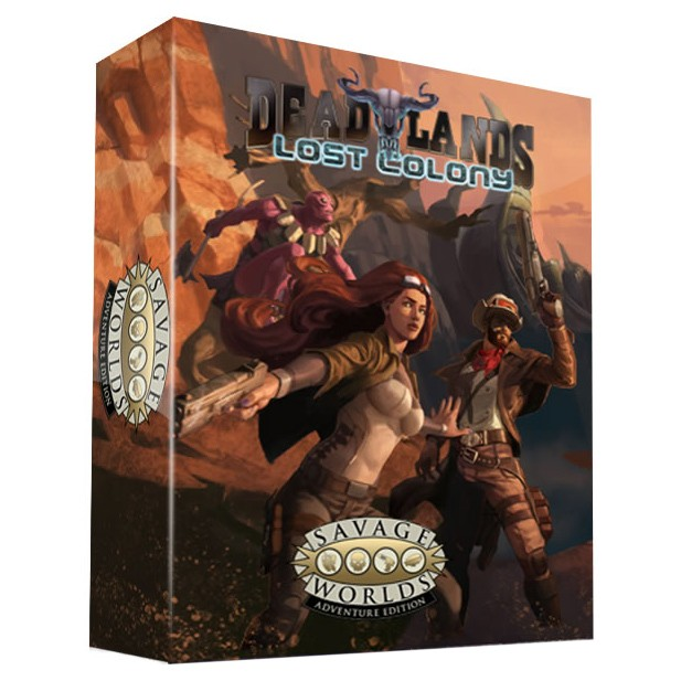 SW: Deadlands: Lost ColonyBoxed Set