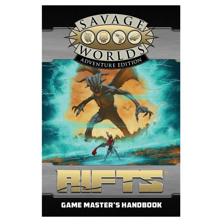 Rifts: SW: Game Master's Handbook