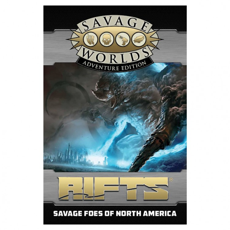 Rifts: SW: Savage Foes of North America