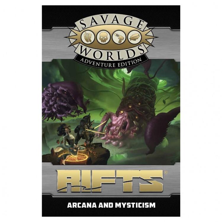 Rifts: SW: Arcana & Mysticism