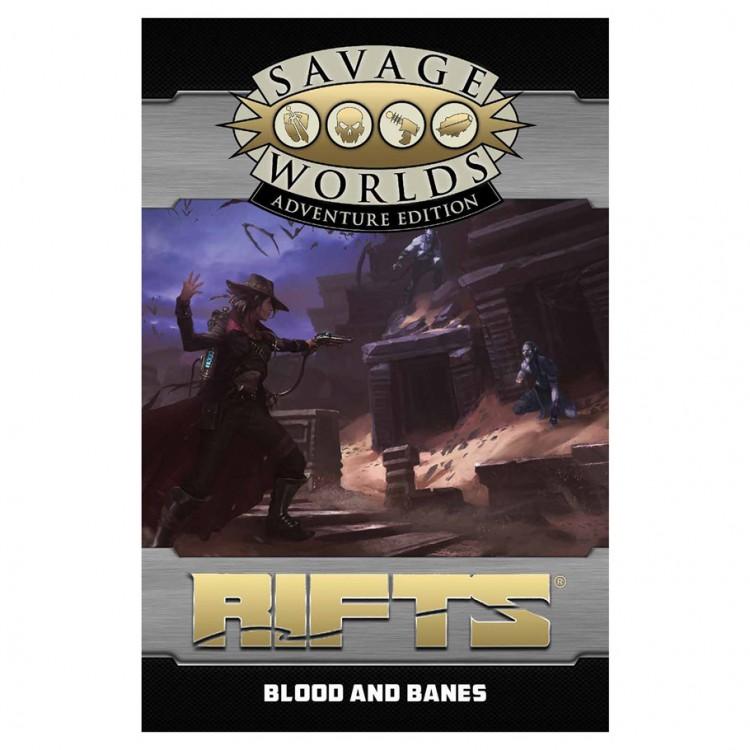 Rifts: SW: Blood & Banes
