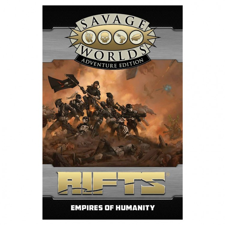 Rifts: SW: Empires of Humanity