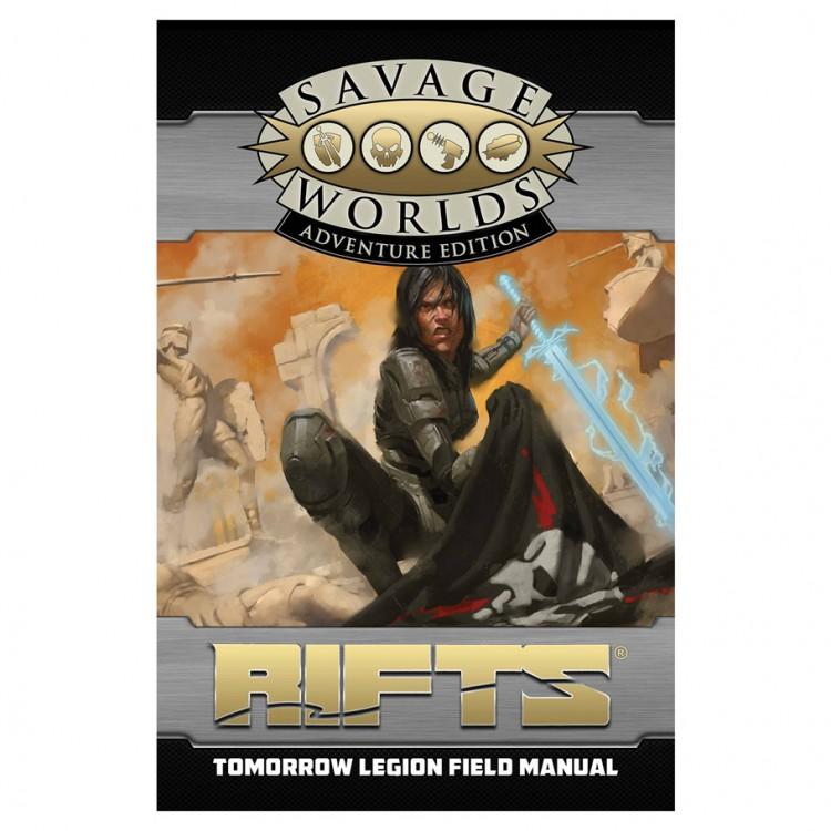 Rifts: SW: Tomorrow Legion Field Manual
