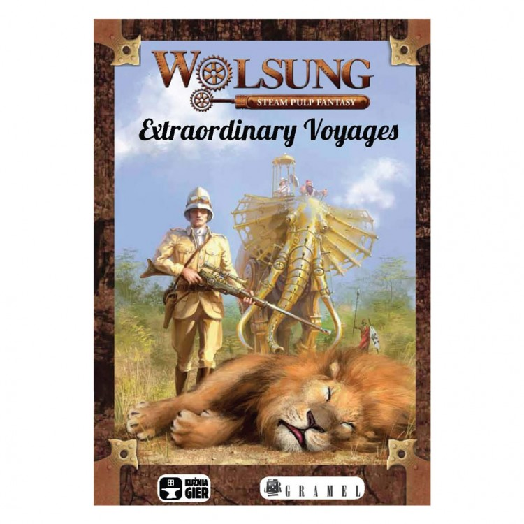 Wolsung: Extraordinary Voyages