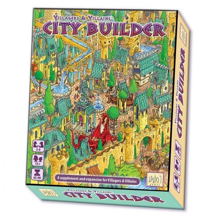 City Builder: Villagers & Villains