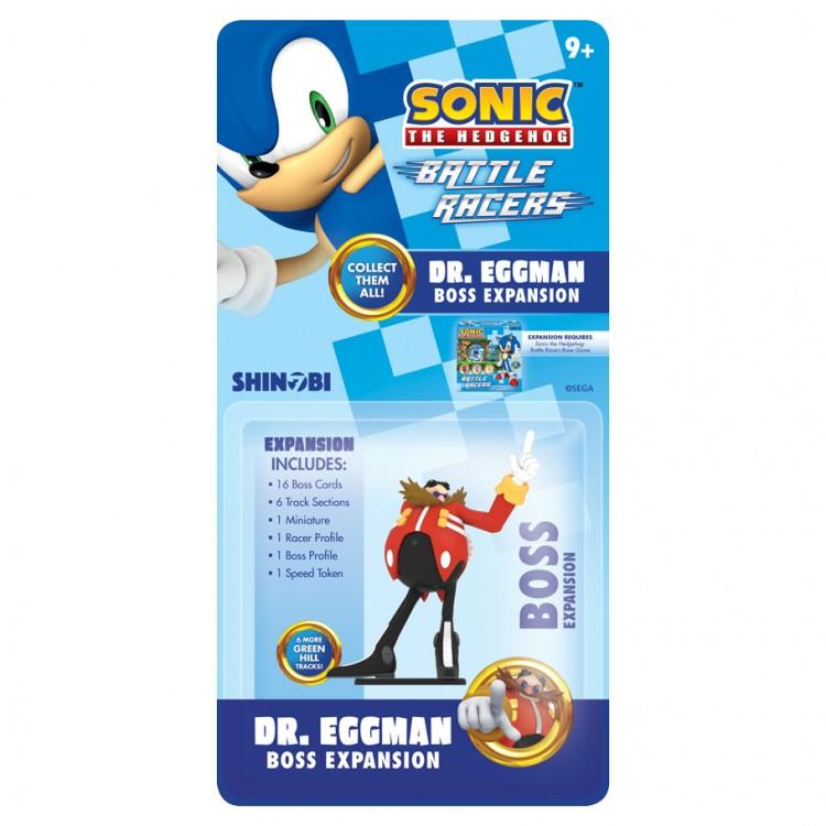 Sonic Battle Racers: Boss: Dr. Eggman