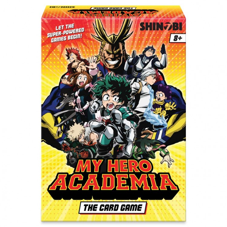 My Hero Academia: The Card Game