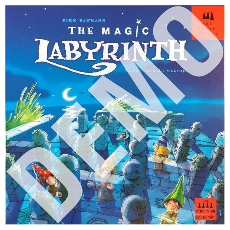 Magic Labyrinth DEMO