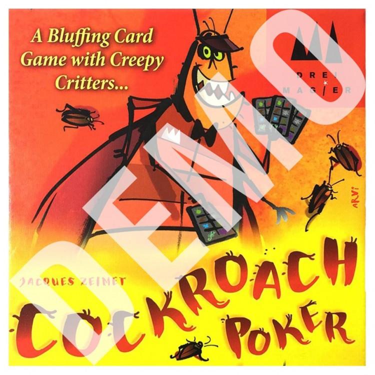 Cockroach Poker DEMO