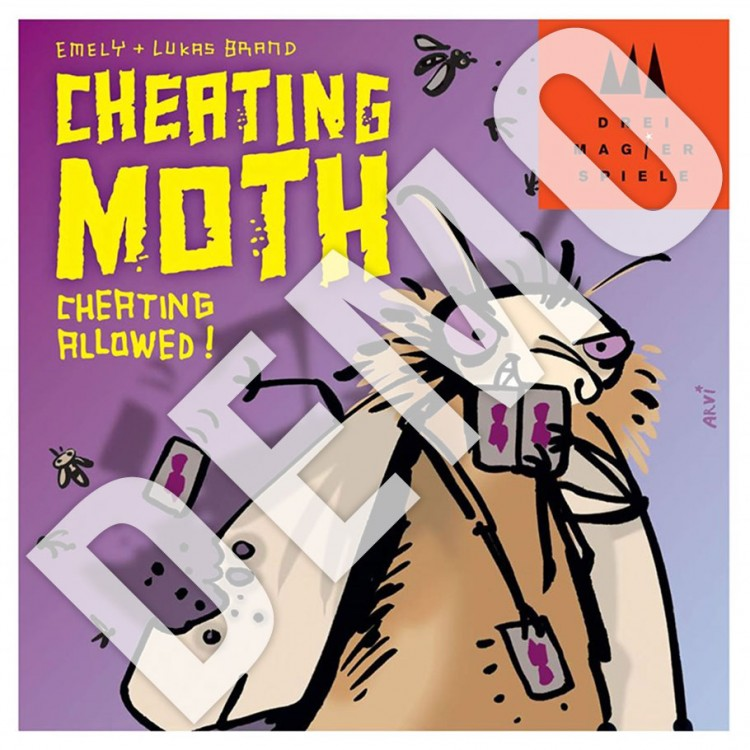 Cheating Moth DEMO