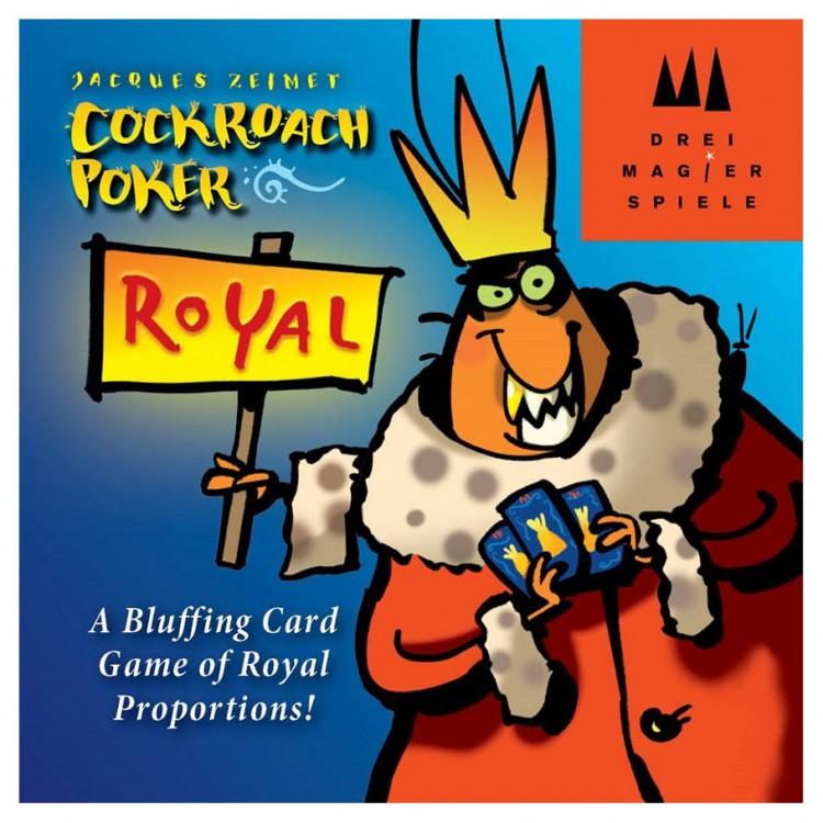 Cockroach Poker Royal