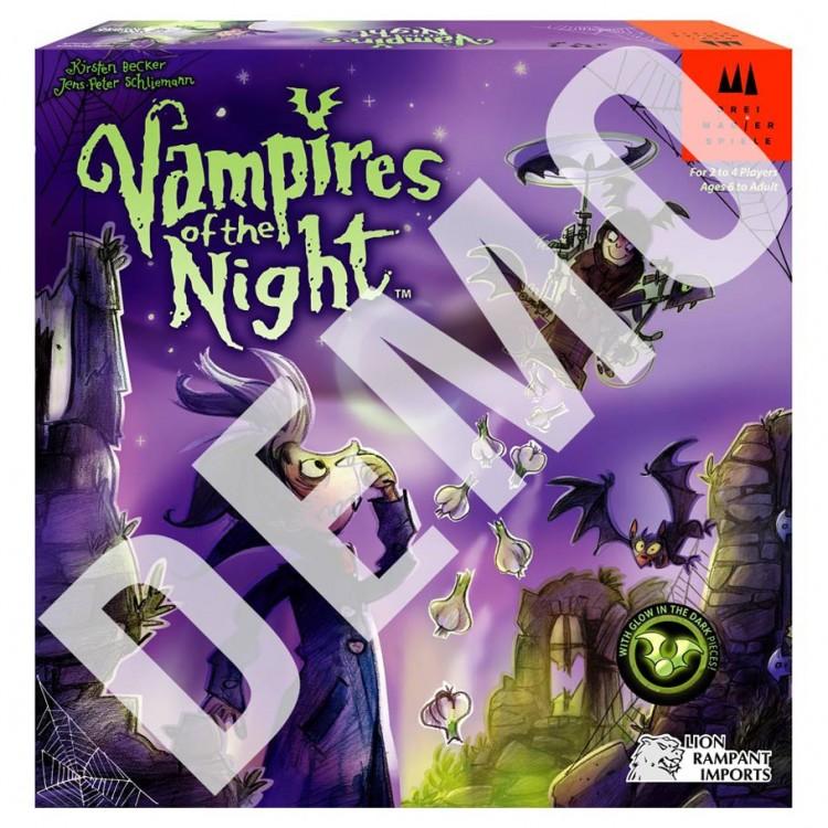 Vampires Of The Night DEMO