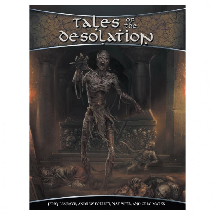 SotDL: Tales of the Desolation