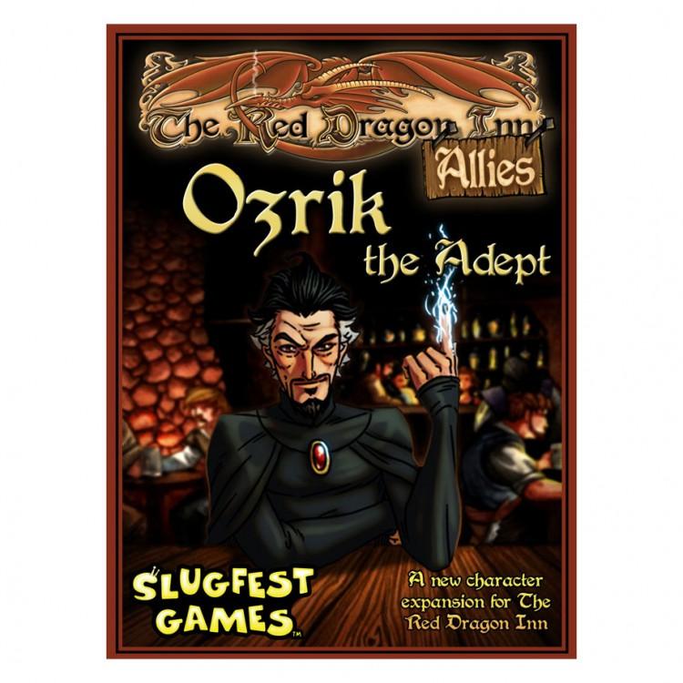 Red Dragon Inn: Allies: Ozrik the Adept