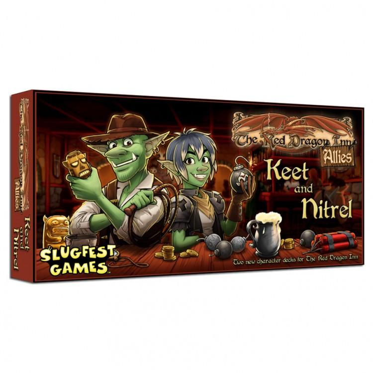Red Dragon Inn: Allies - Keet & Nitrel