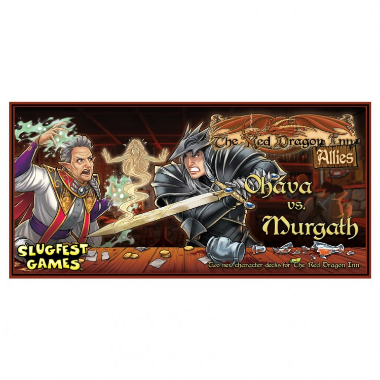Red Dragon Inn: Ohava vs. Murgath