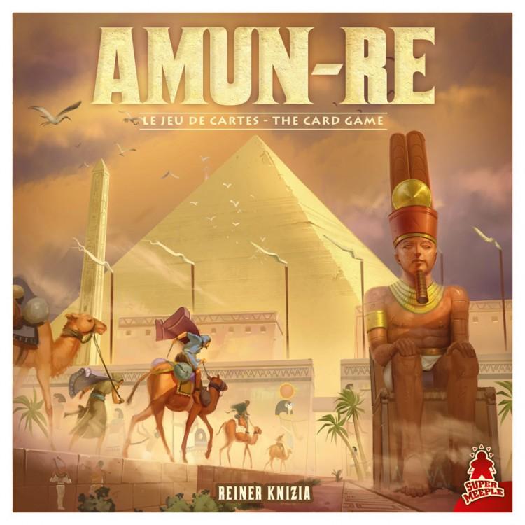 Amun Re The Card Game DEMO