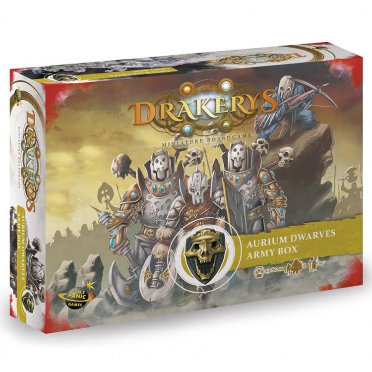 Drakerys Army Box Aurium Dwarf