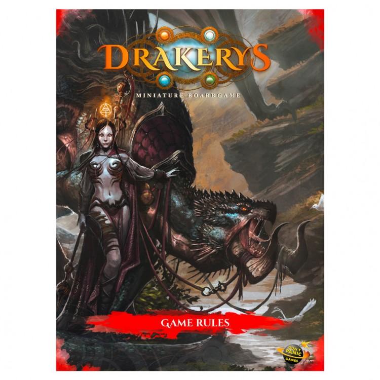 Drakerys Core Rulebook