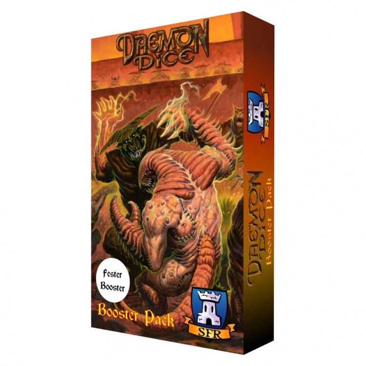 Daemon Dice Starter: Fester Expansion