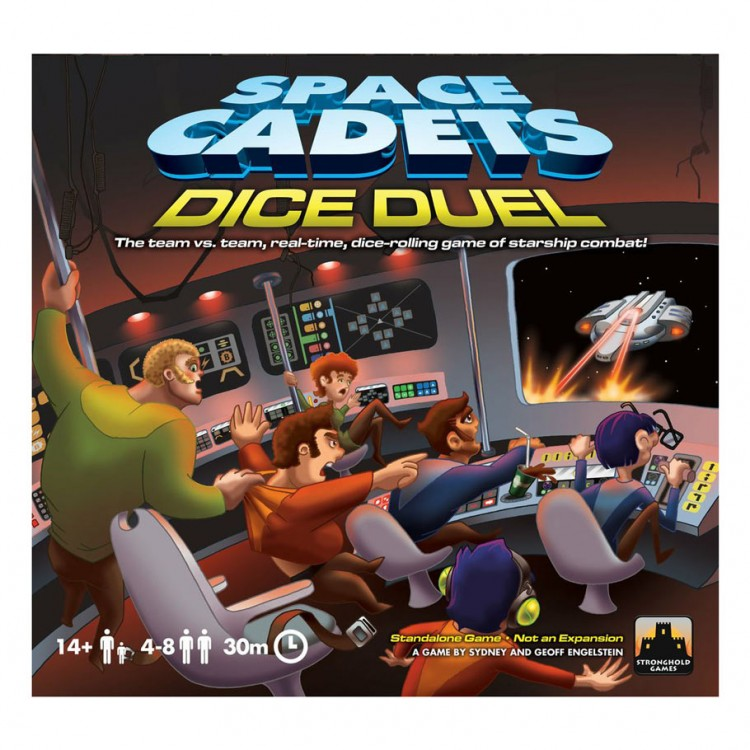 Space Cadets:  Dice Duel