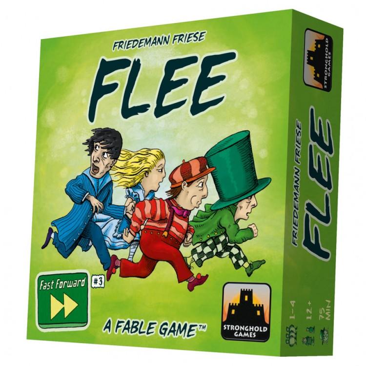 Fast Forward S3: Flee