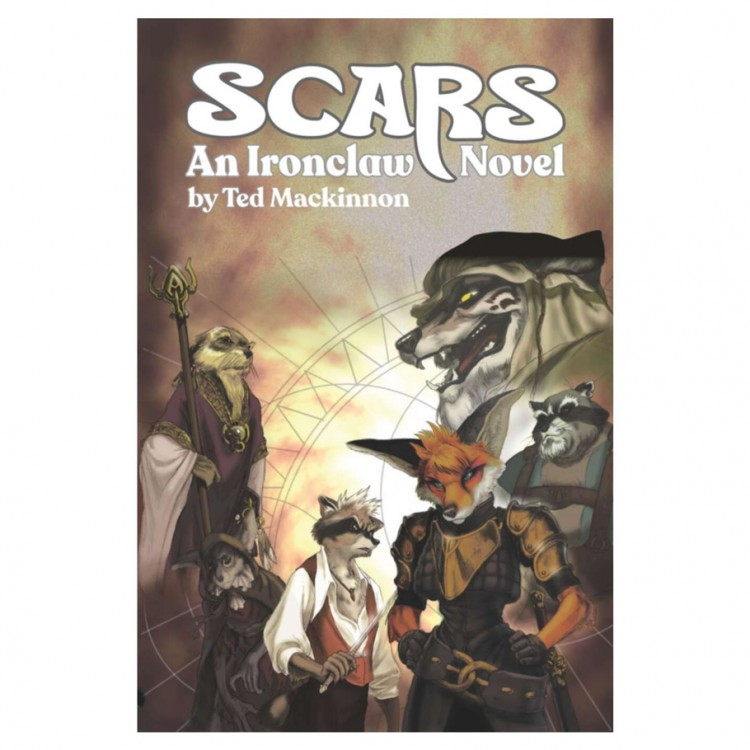 SCARS: An Ironclaw Novel