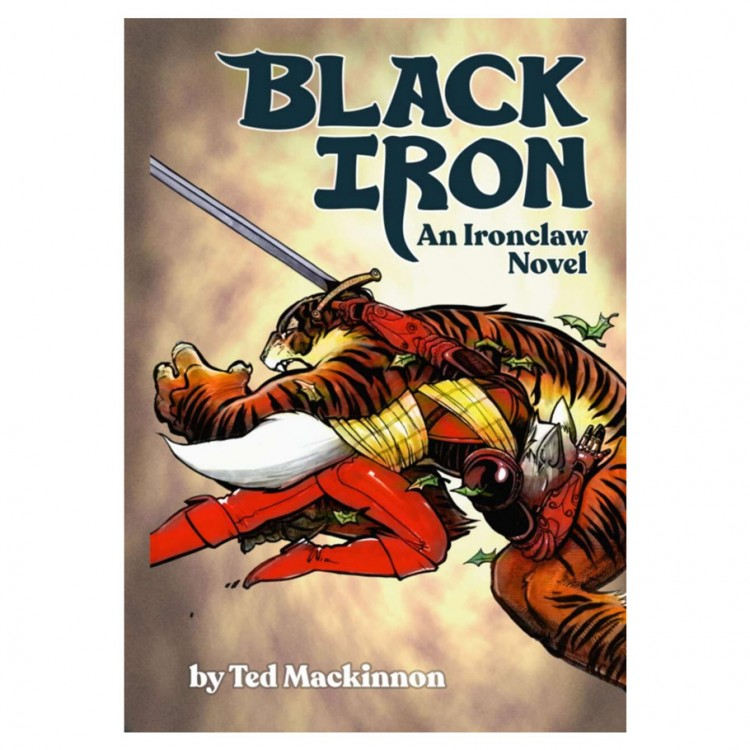 BLACK IRON: An Ironclaw Novel