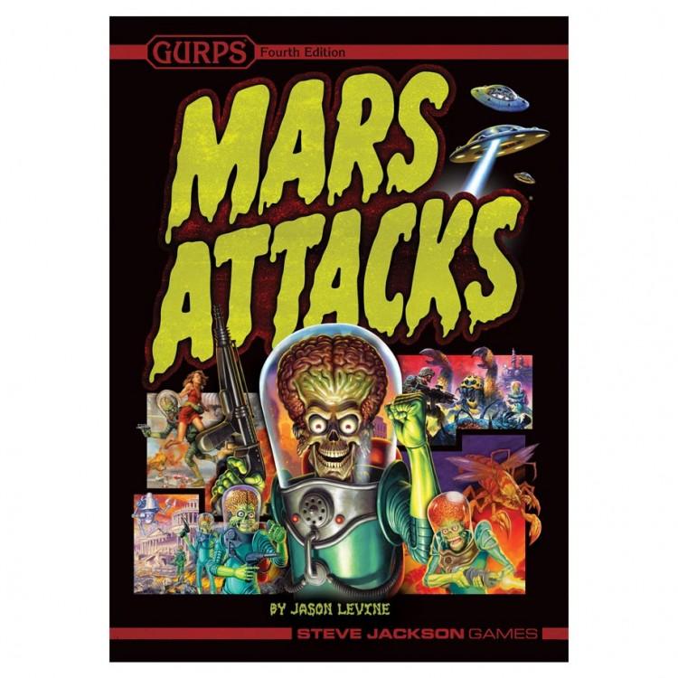 Gurps Mars Attacks