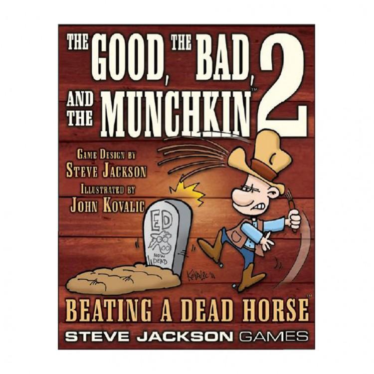 Good,Bad,Munchkin 2-Beating a Dead Horse