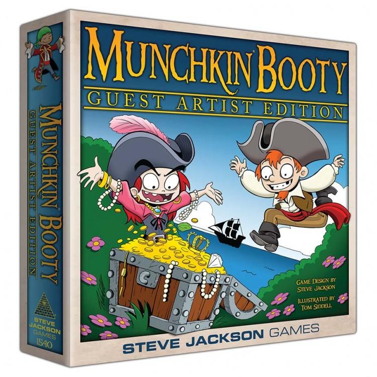 Munchkin Booty GAE: Tom Siddell