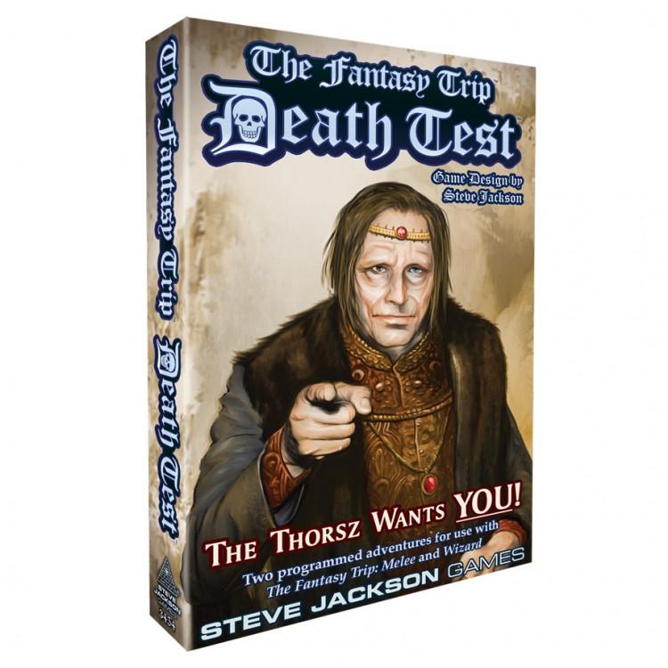 The Fantasy Trip: Death Test
